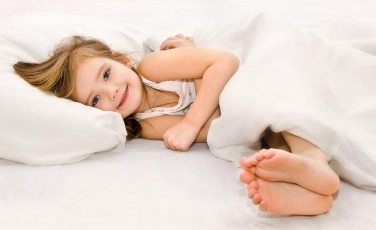 tempo de sono para criança