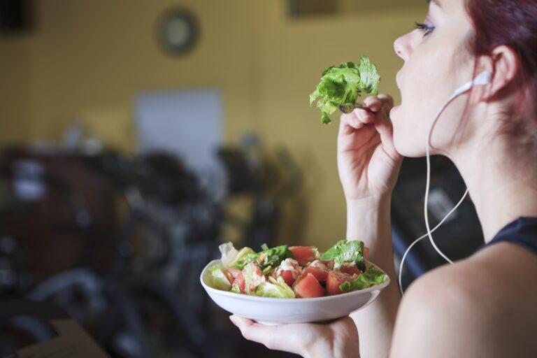 Alimentos para consumo antes e depois de atividades físicas