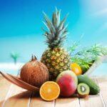 Os 10 alimentos para comer no verão