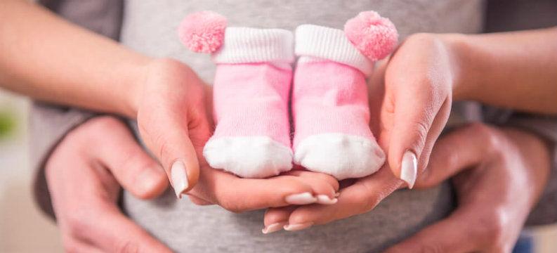 três primeiros meses de gravidez