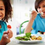 A importância da educação alimentar na infância