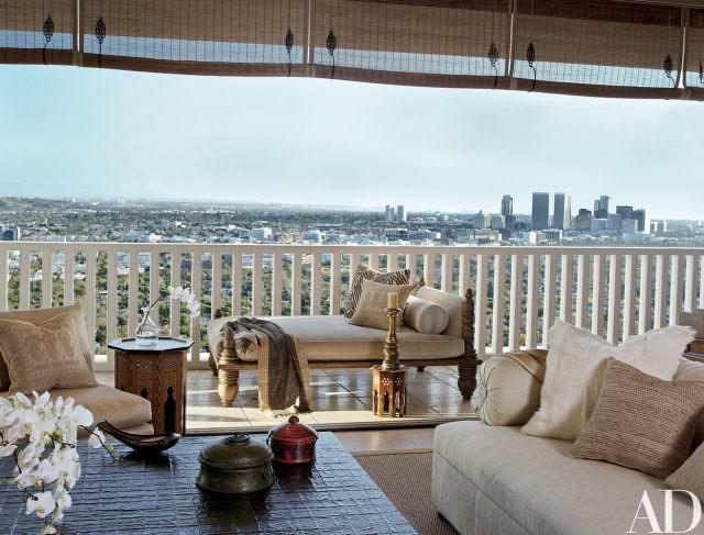 Celebrity Home Interiors Photos Who Designs Them