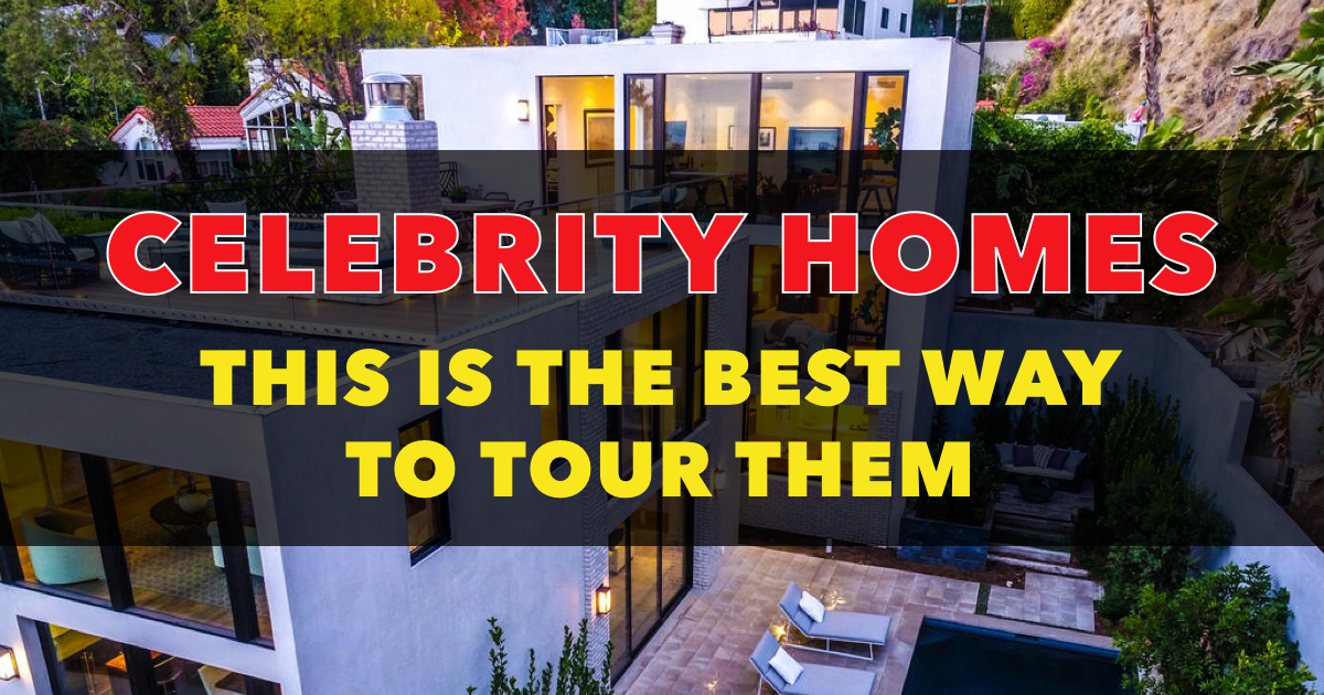 Celebrity Homes Los Angeles