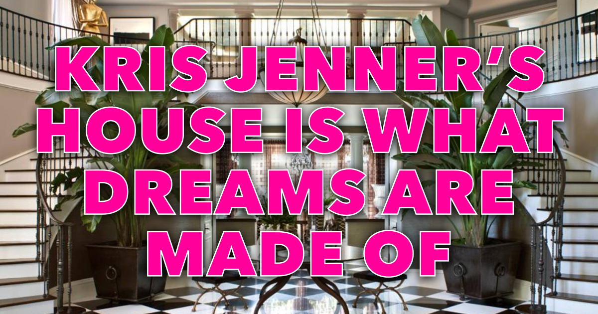 Kris Jenner's House: Photos and More!