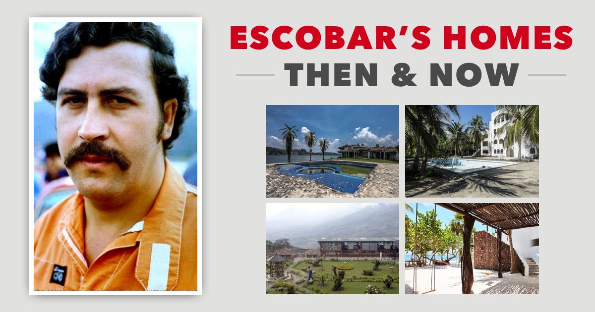 Pablo Escobar House Photos