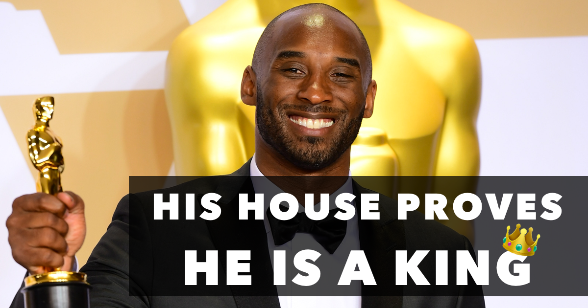 Kobe Bryant House: His Mansion is Fit for a King