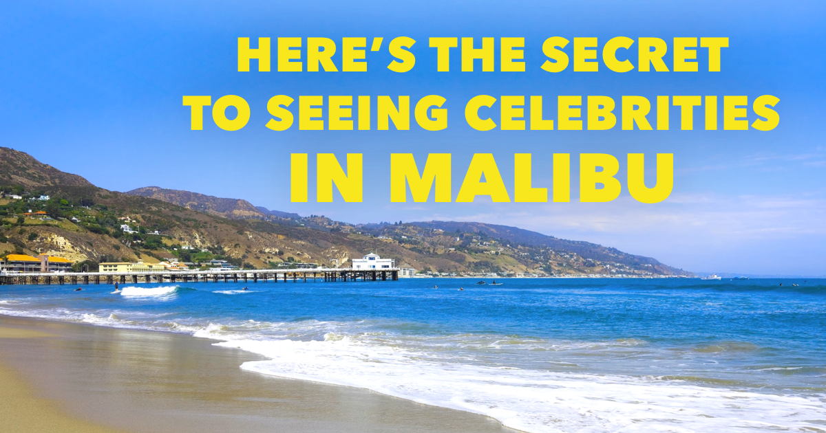 Malibu Celebrity Homes