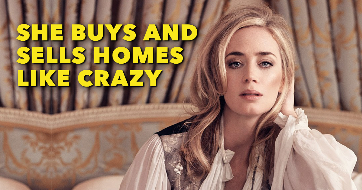 Emily Blunt House Featured