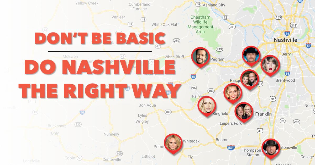 Nashville Stars Tour Featured