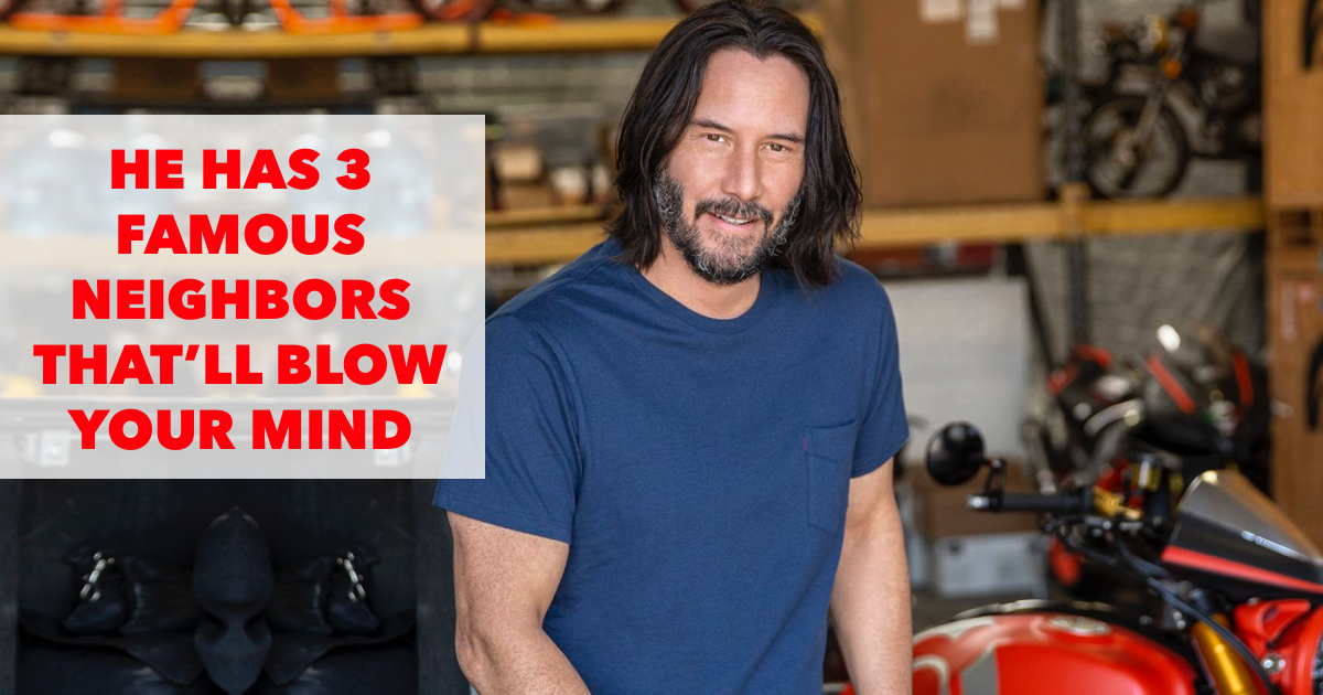 Keanu Reeves House Featured