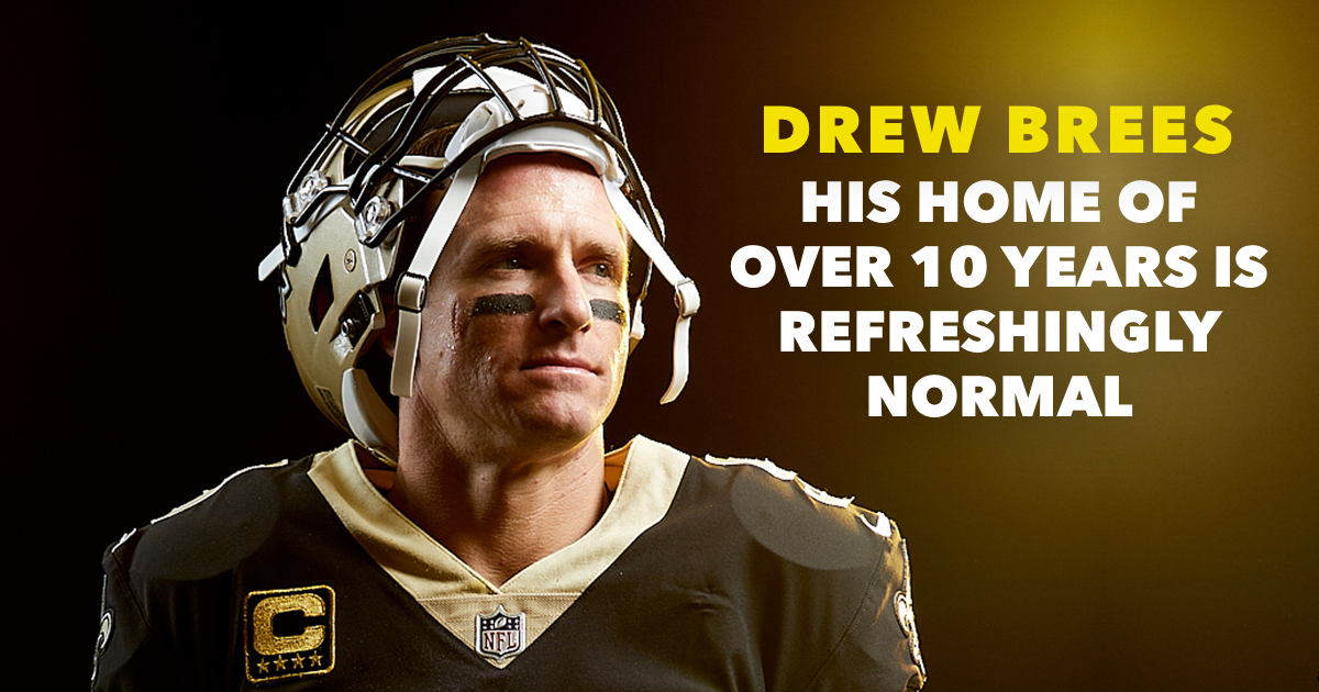Drew Brees House Featured