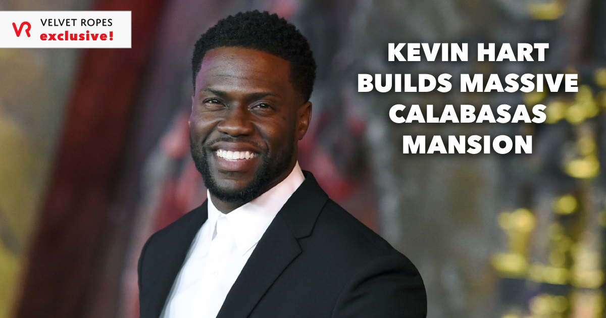 Kevin Hart House Calabasas Featured