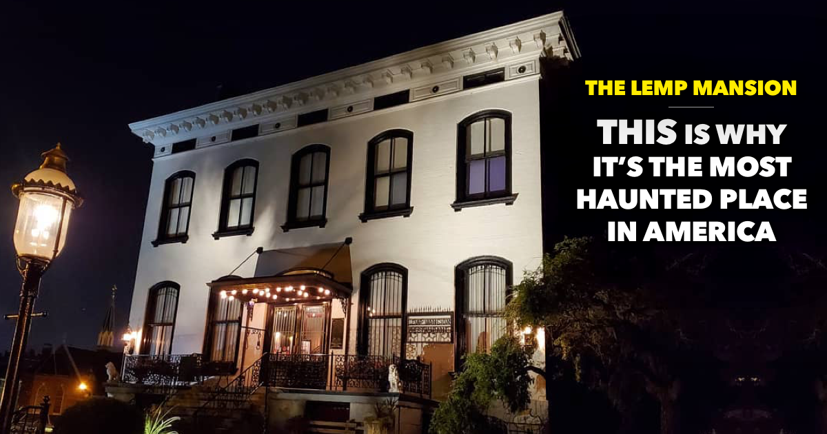 Lemp Mansion Haunted House
