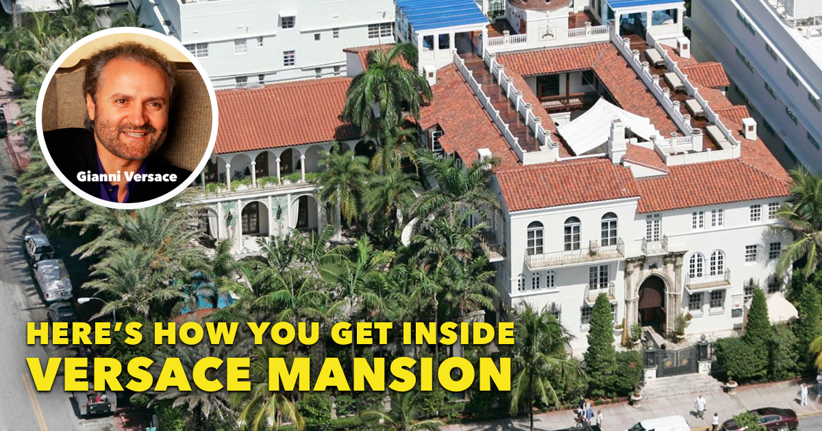 Versace Mansion Featured