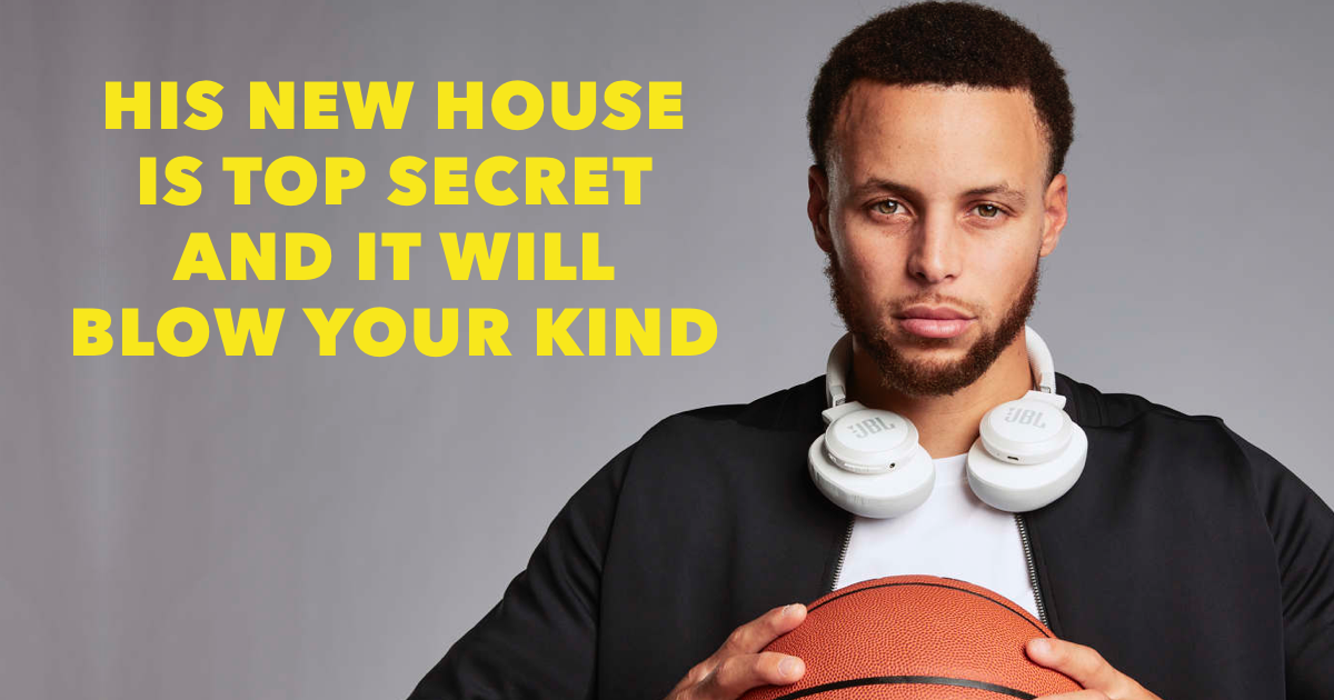 Steph Curry House Inside The Warriors Star8217s 31m