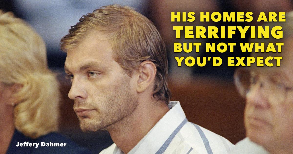 Where did Jeffery Dahmer live?