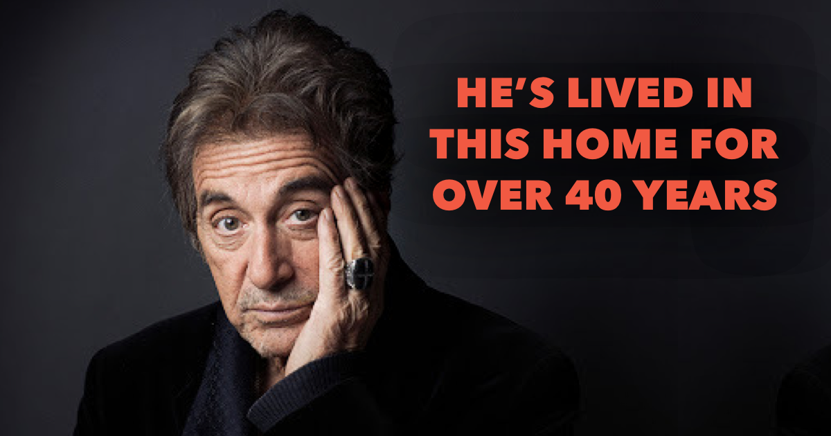 Where does Al Pacino live?