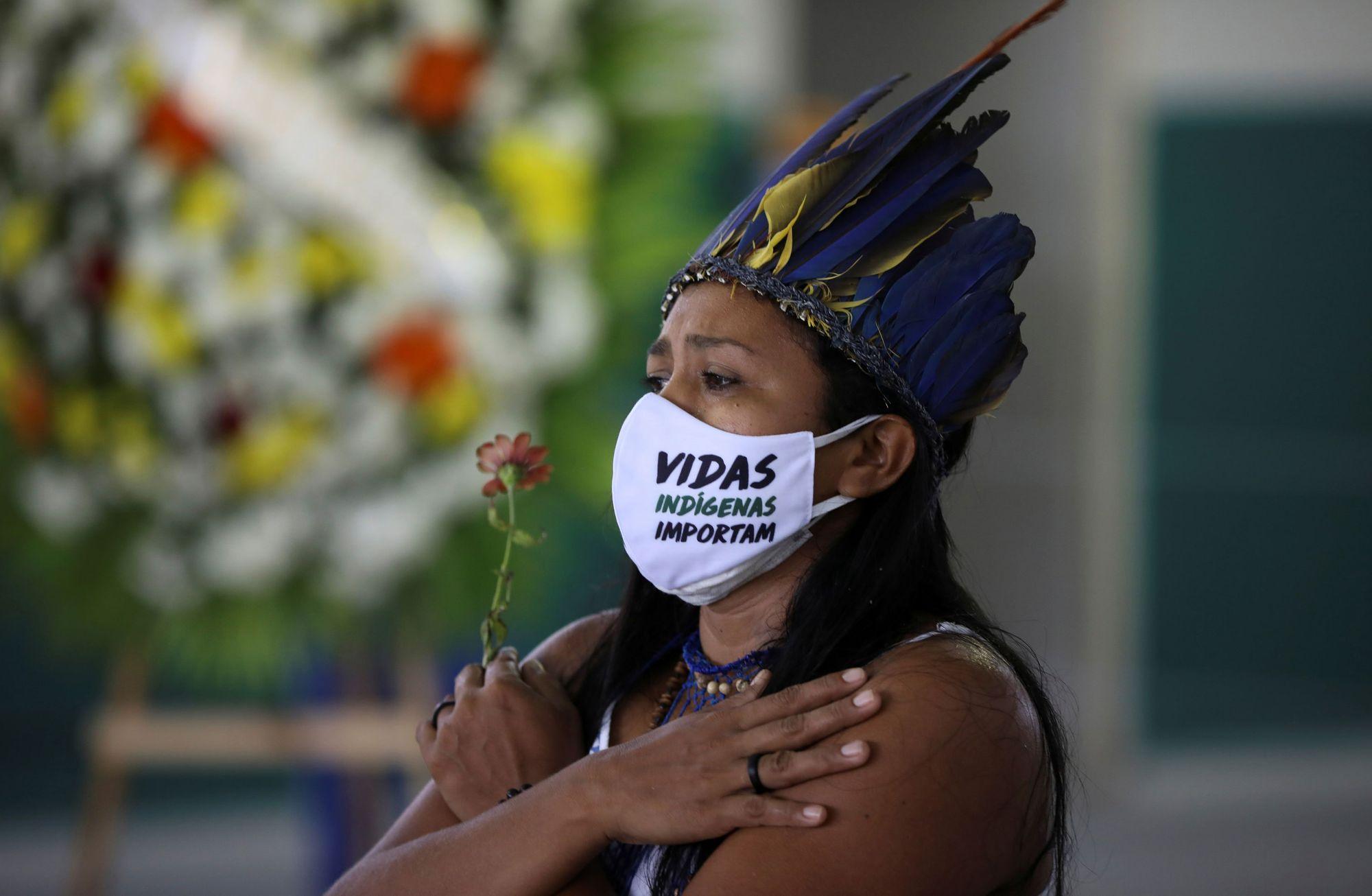 Vida indígenas importam
