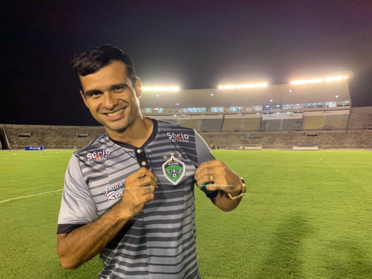 Torcedor Brunno Souza Manaus FC