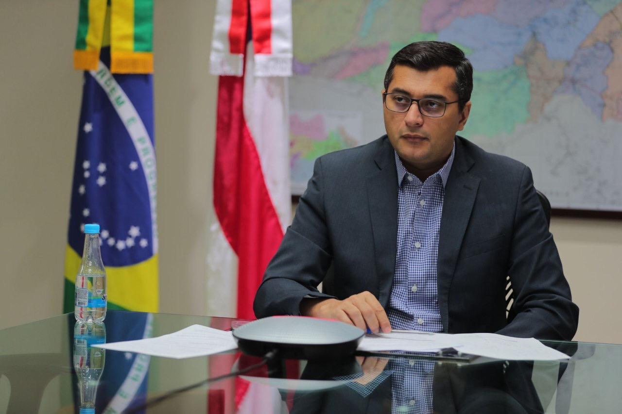 Governador do Amazonas fica no cargo