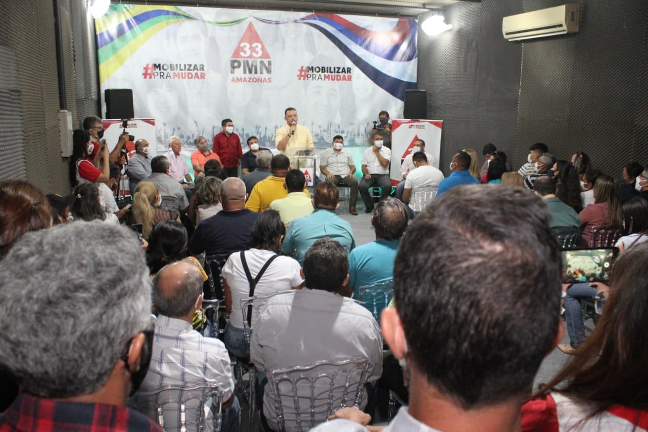 Orsine Júnior candidato do PMN