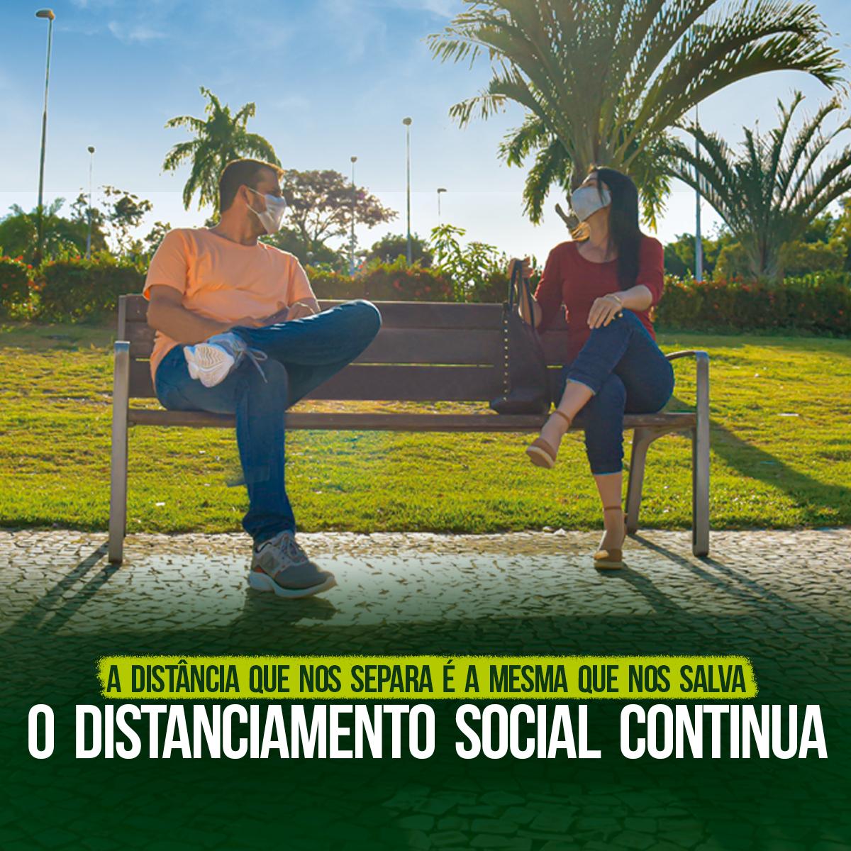 Distanciamento social Manaus