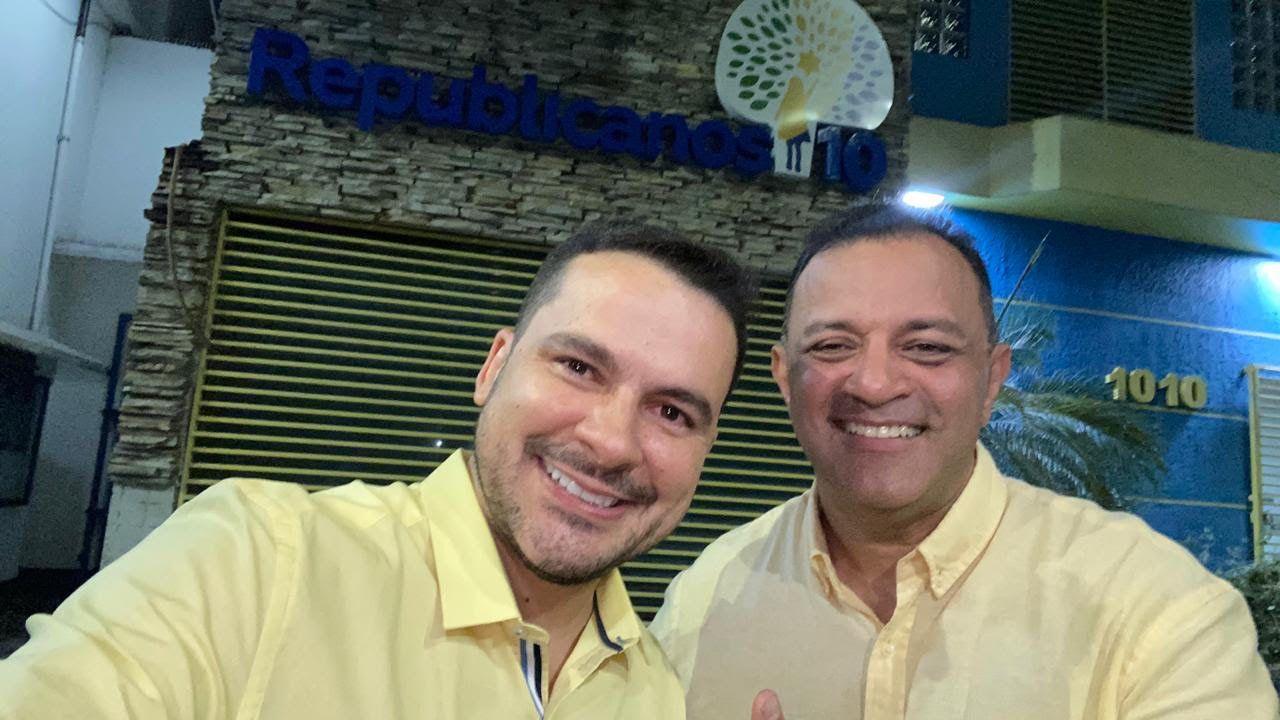 Alberto Neto e Orsine