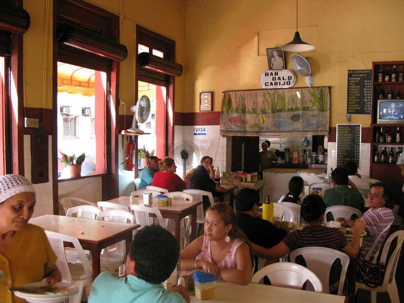 Restaurante Galo Carijó