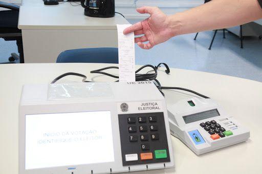 Voto impresso Brasil