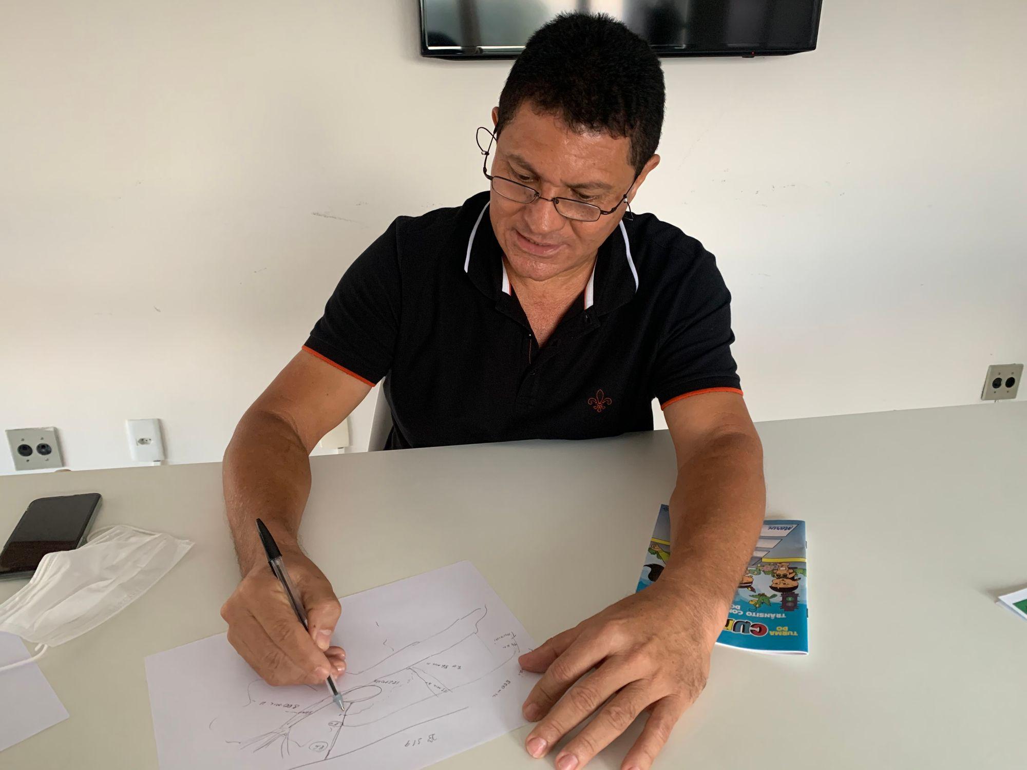 Zezito prefeito de Tapauá