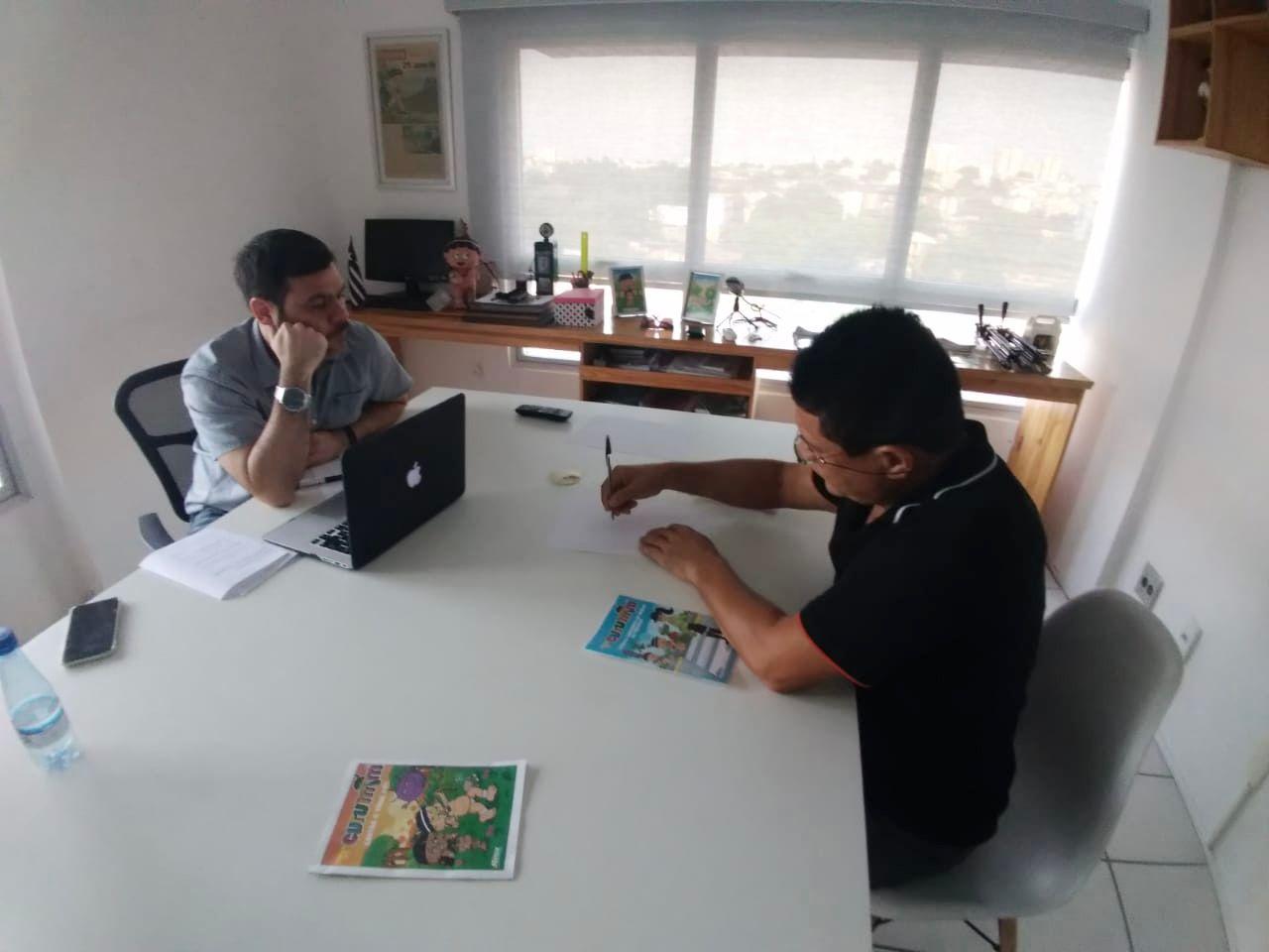 Zezito em entrevista ao Blog do Mário Adolfo