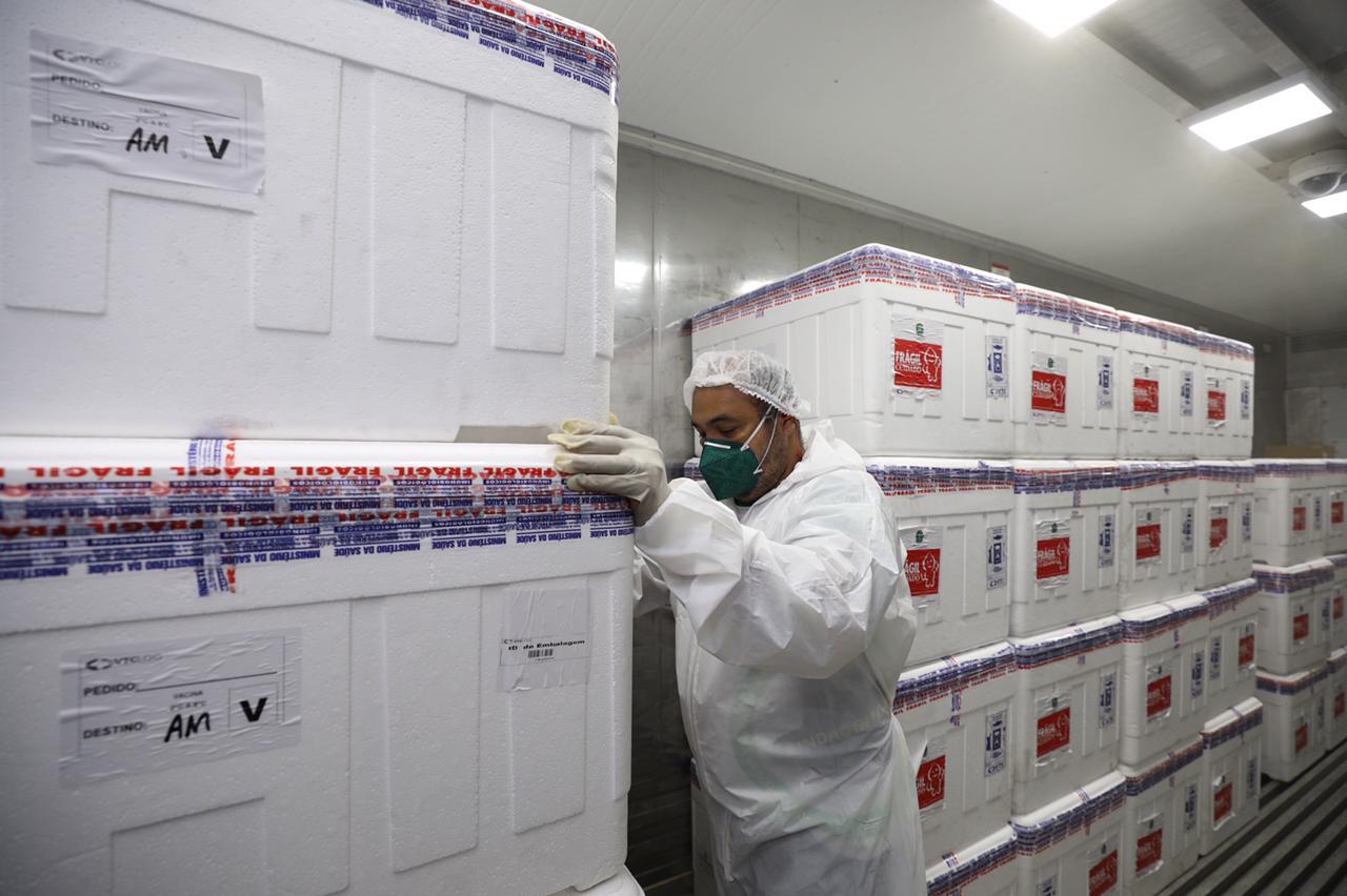 Vacinas Manaus