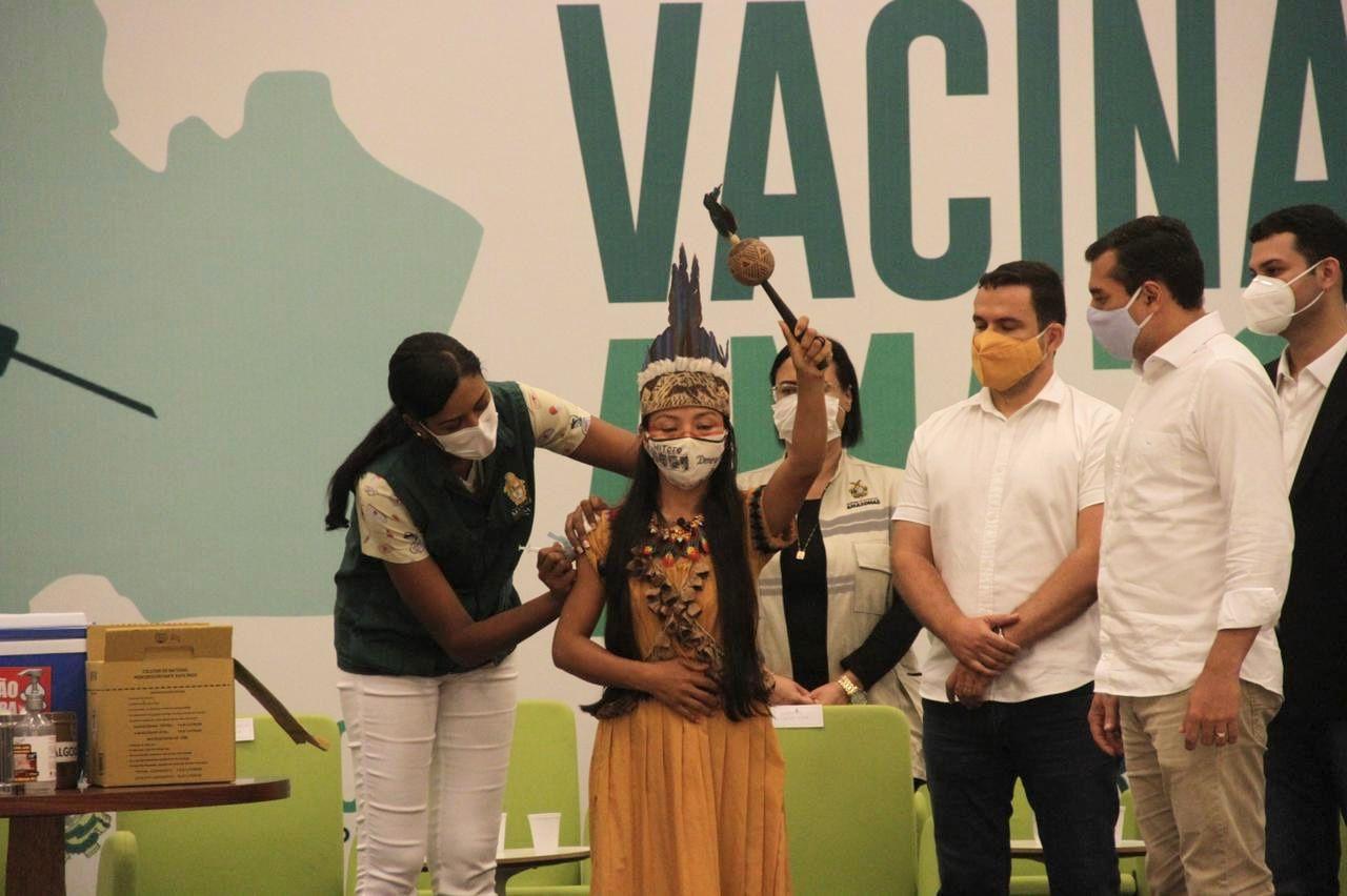 Vanda Ortega indígena