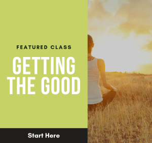 getting the good class