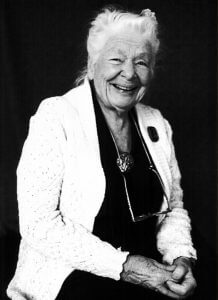 Ida P. Rolf, the Creator of Rolfing Therapy