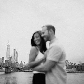 Steve & Caprice, Engaged