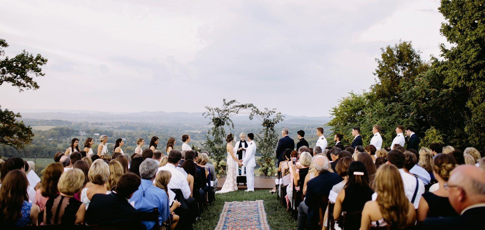 Trinity View Farms Wedding
