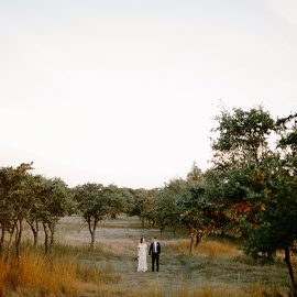 Austin, Texas Hill Country Wedding