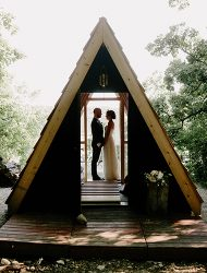 Camp Wandawega Wedding