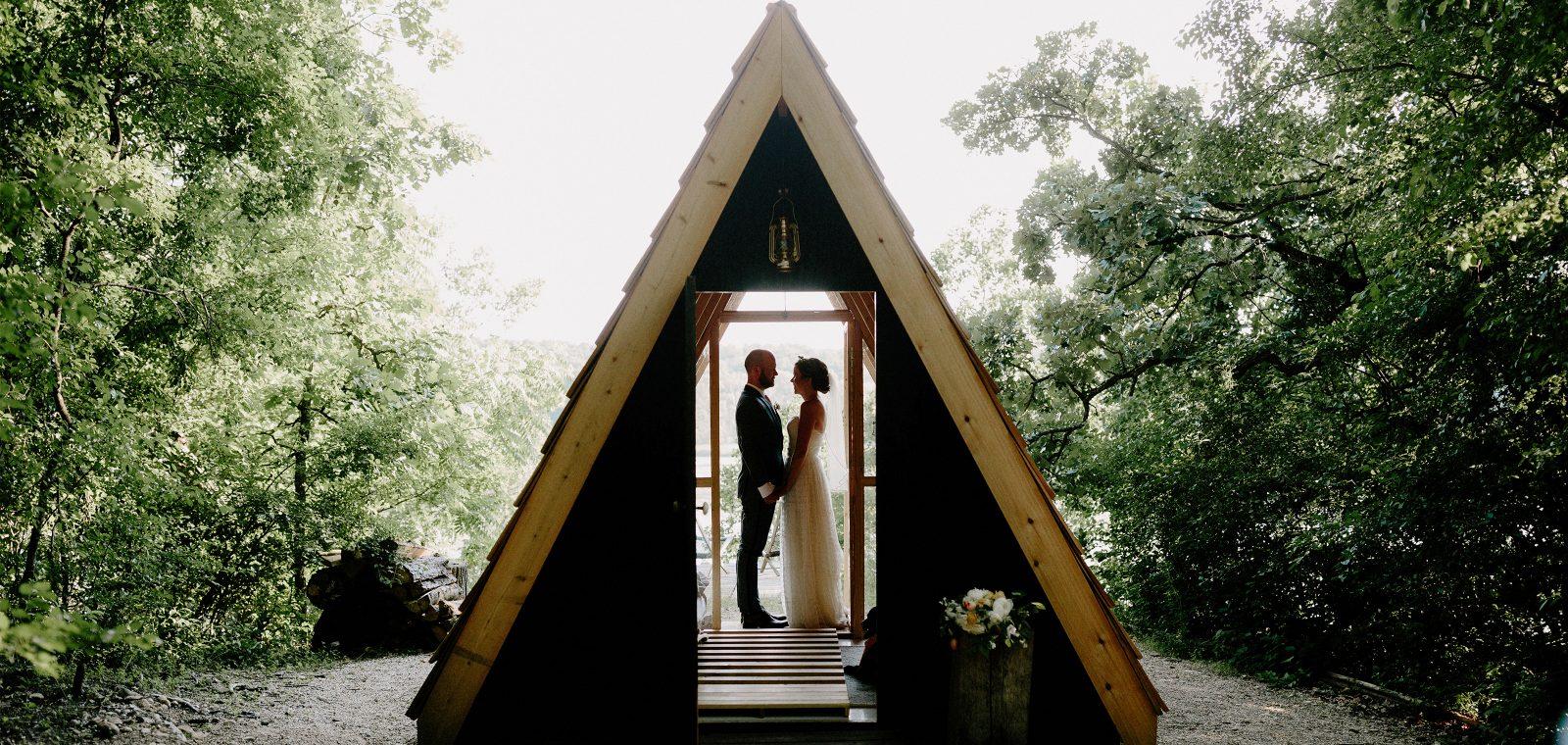 Camp Wandawega Wedding
