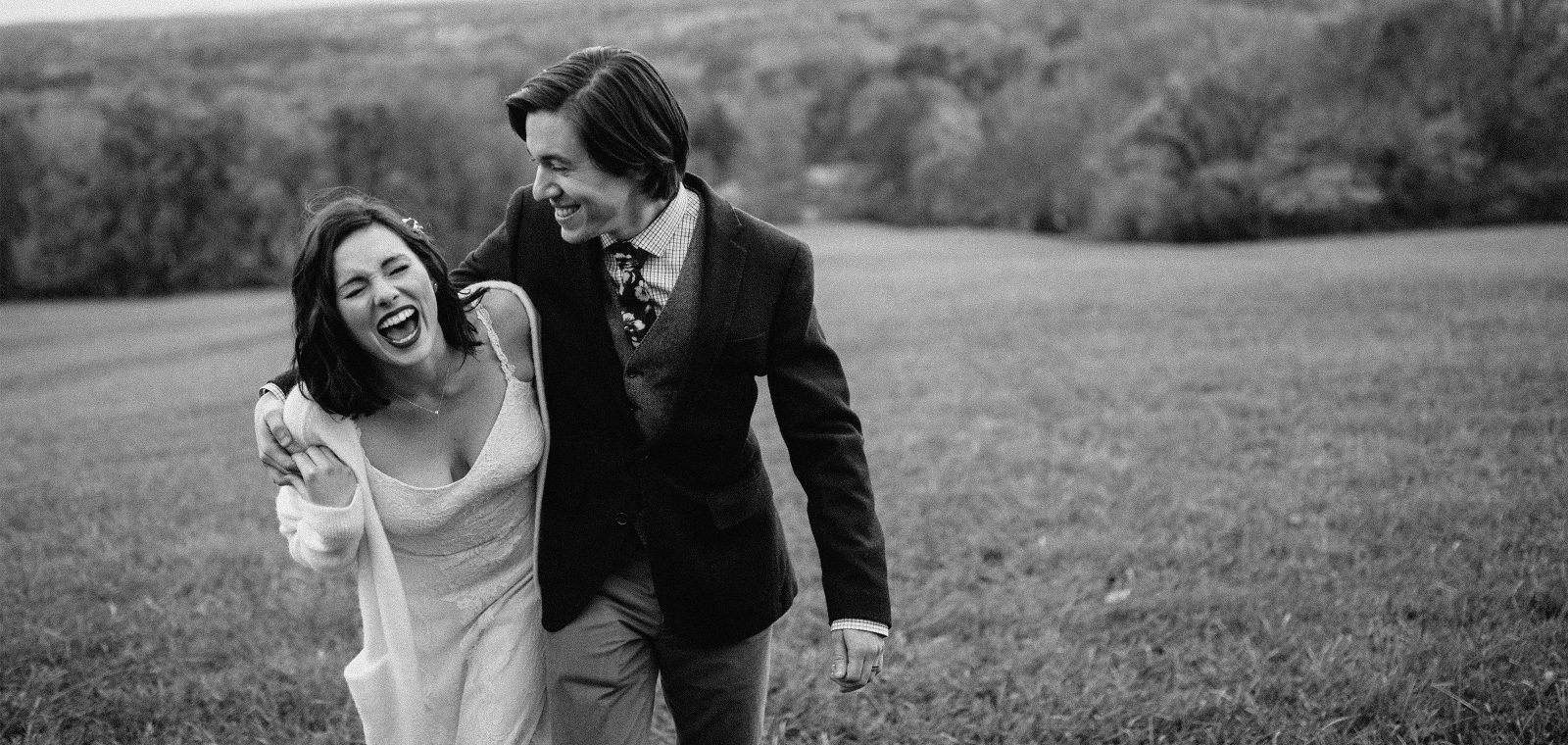 Cozy Illinois Fall Wedding