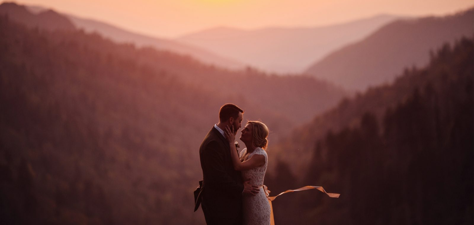 Smoky Mountain Wedding – Spence Cabin – Emily & Lucas