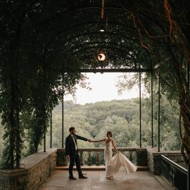 Cheekwood Mansion Wedding