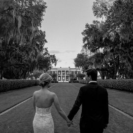Ford Plantation Wedding in Savannah Georgia