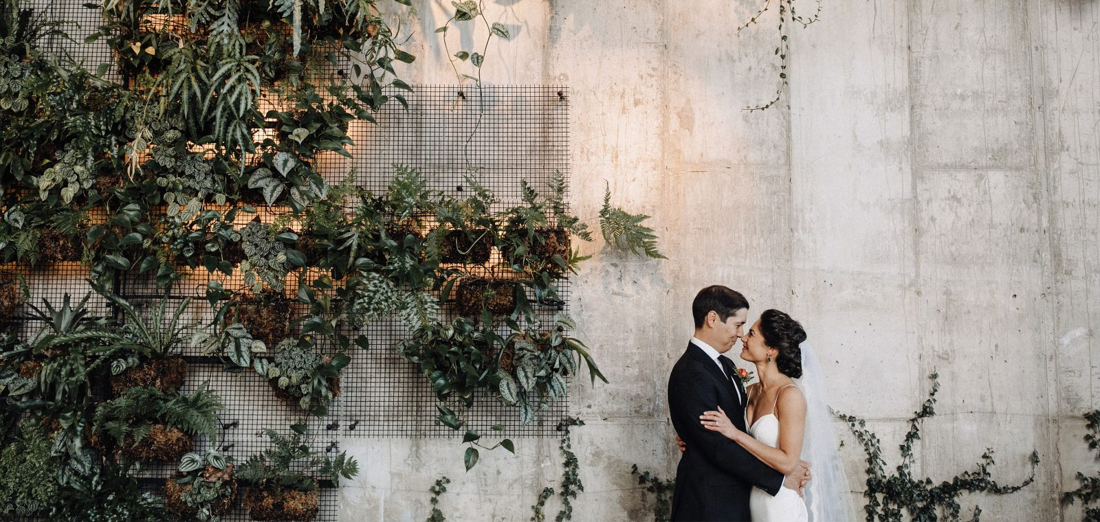 The Green Building Wedding – Brooklyn, New York – Hayley & Tim