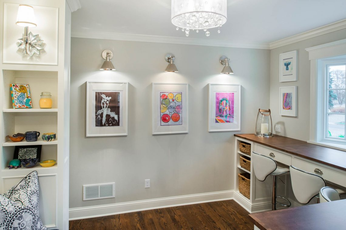 Mudroom And Office