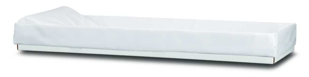 Coverlet Cremation Container