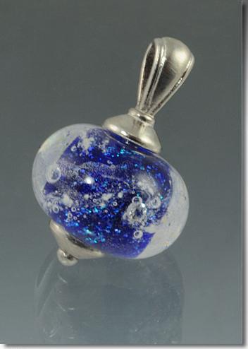 Cremation Galaxy Blue