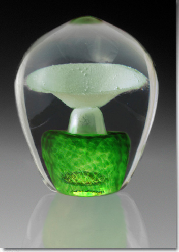 Green Cremation Fountain