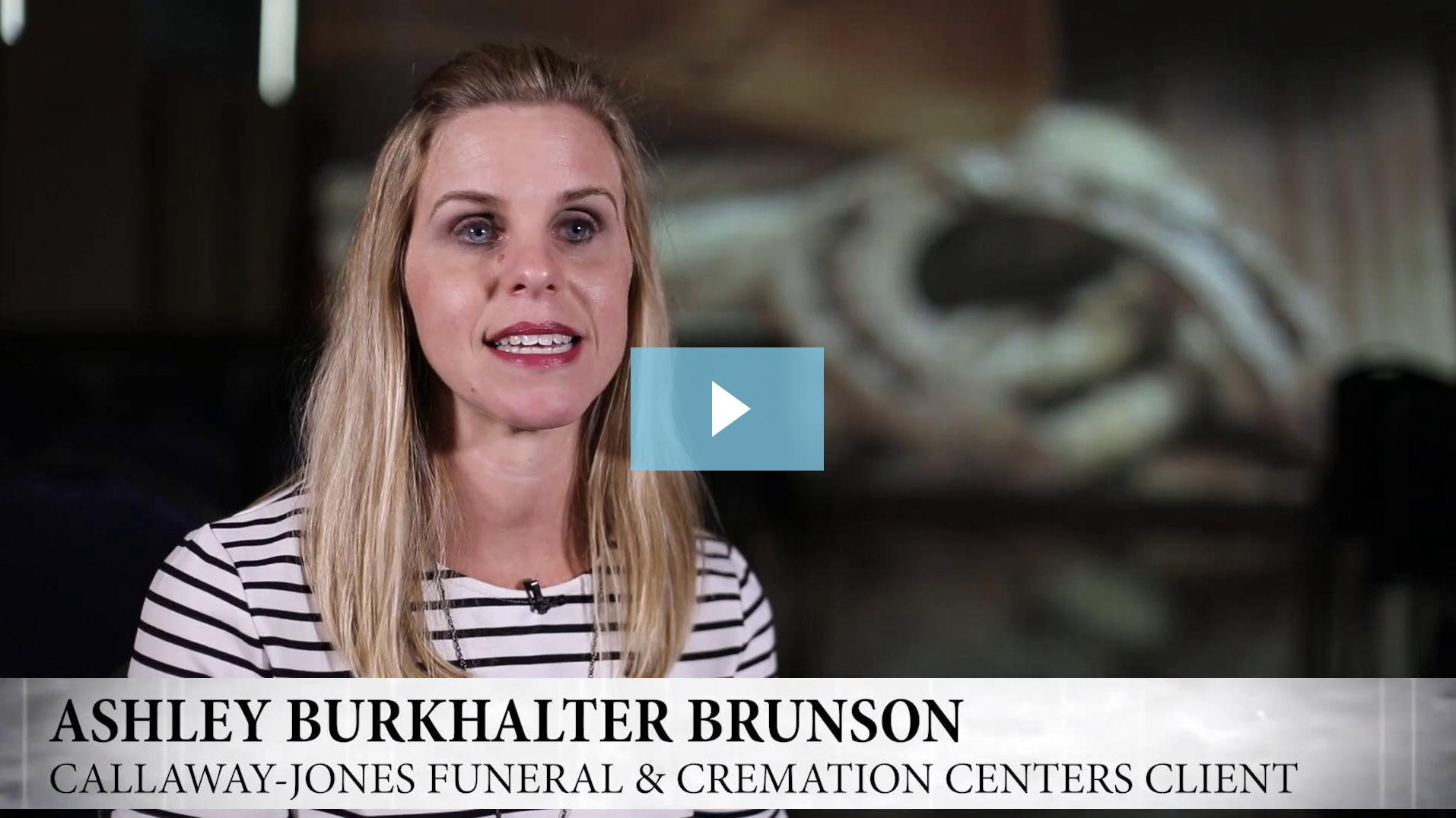 Funeral Review - Ashley Burkhalter Brunson